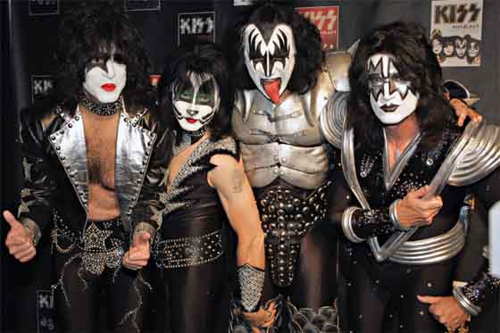 Germany Kiss Tour